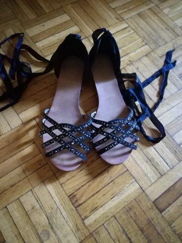 Sandale malo nosene ali kao nove broj 39,moze se nositi I bez - Belgrade
