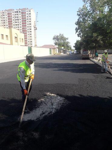 ən son iş elanları - Azərbaycan: Yolların asfaltlanması 1kv 6-7 azn arasında dəyişir qalınlıq 4-5 sm İş