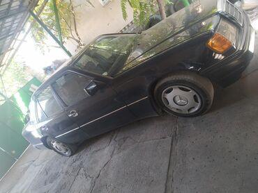 Mercedes-Benz - Кант: Mercedes-Benz W124 2.3 л. 1991 | 200 км