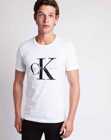 Ck - calvin klein jeans - original muska majica m velicina - Kragujevac