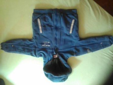Dečije jakne i kaputi | Arandjelovac: Polovna duks jakna vel.12m,83-89cm