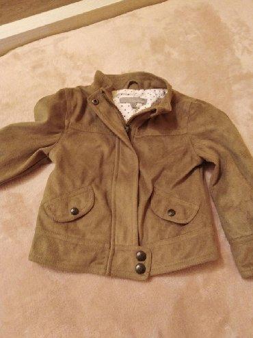 Dečije jakne i kaputi | Futog: Prelepa jaknica od velura ( 2-3 god)