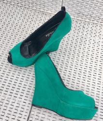 Sandale na platformu nove, 39 broj - Belgrade