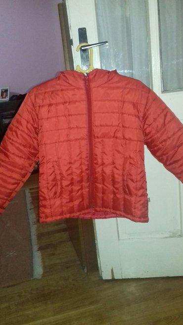 Dečija jakna u odličnom stanju veličina 10 - Backa Palanka