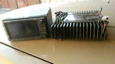 Продаю машиная магнитола и усилок в Бишкек