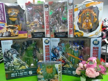 Игрушки от магазина Тигруля Таш рабат 1 этаж в Бишкек