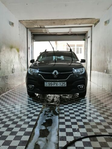 - Azərbaycan: Renault Sandero Stepway 1.6 l. 2019   11317 km