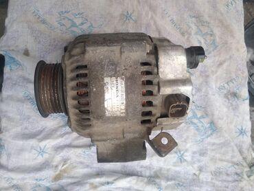 Автозапчасти - Токмок: Продается генератор, компрессор кондиционера на Хонда Стрим объем 1,7