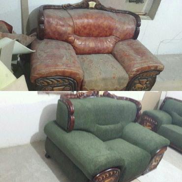 Мягкая мебель обивка и реставрация качество любой сложности в Бишкек
