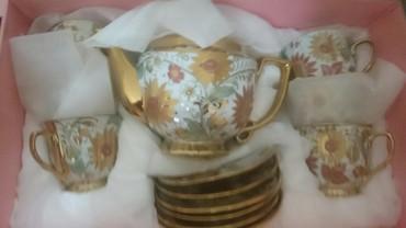 Новый чайный сервиз на 6 персон в Бишкек