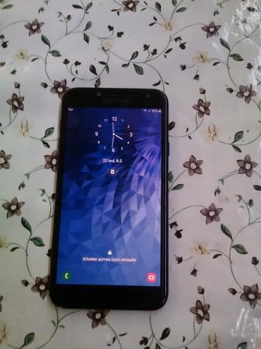 Samsung Şamaxıda: İşlənmiş Samsung Galaxy J4 2018 32 GB qara