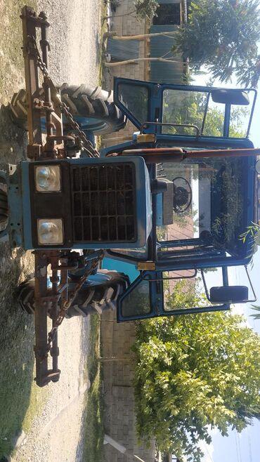 Грузовой и с/х транспорт в Базар-Коргон: Продается трактор МТЗ - 80 Шаймандары менен