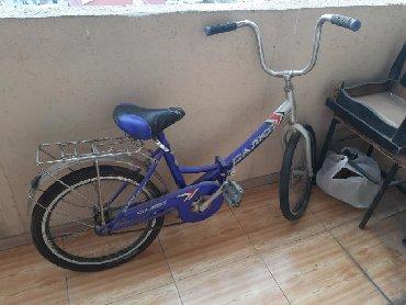 детская деревянная песочница в Азербайджан: Велосипед детский