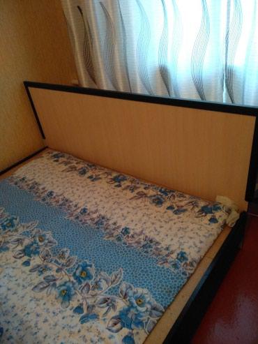 Срочно продаю двухспальную кровать,в хорошем состоянии. в Беловодское