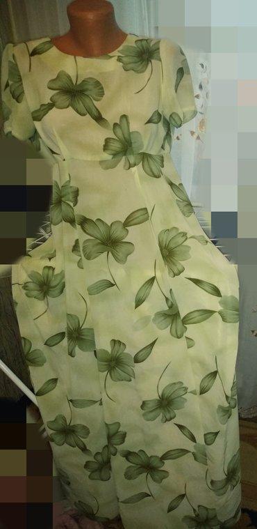 Платье легкое на 44/46 . состояние в Бишкек