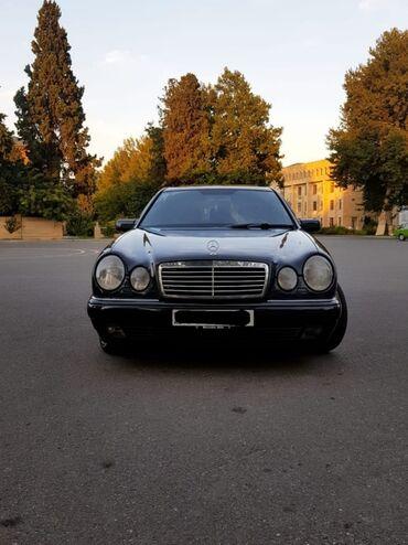 audi 90 23 e - Azərbaycan: Mercedes-Benz E 240 2.4 l. 1998 | 342000 km