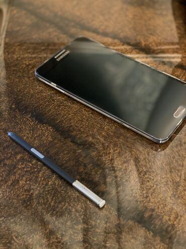 Samsung galaxy note - Азербайджан: Б/у Samsung Galaxy Note 3 128 ГБ Черный