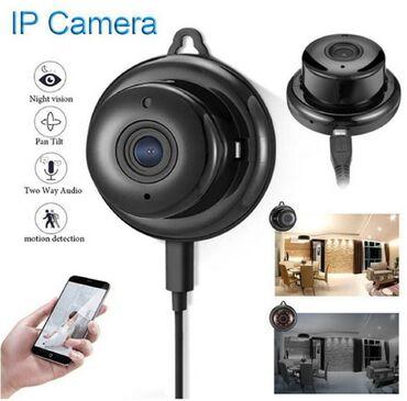 kicik kameralar - Azərbaycan: Kompakt Mini Wifi Kamera model EC79H-N13Kompakt mini wifi kameranı