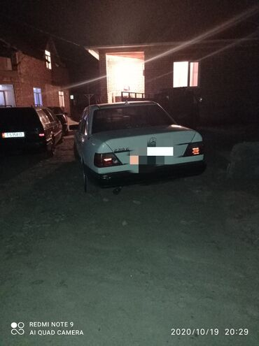 Mercedes-Benz W124 2.3 л. 1989 | 1 км