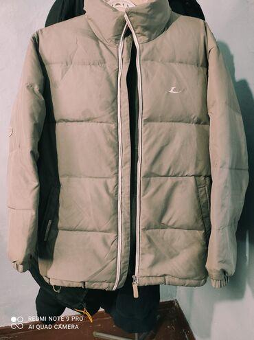 наушники real el в Кыргызстан: Продаю ! Мужской зимную куртку фирма LECAF