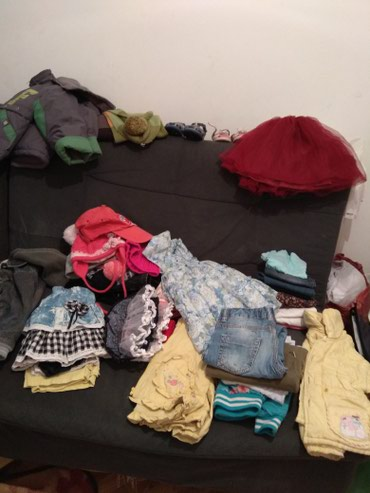 Пакетом одежды или по шт возраст от в Бишкек