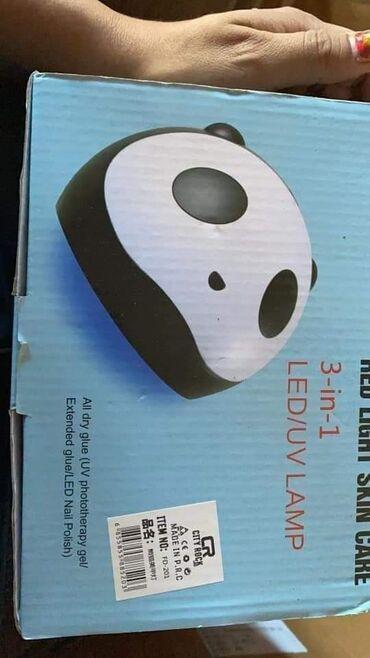 Sušilica UV led lampa za nokte -Panda 3 u 1. Suši većinu vrsta lakova
