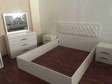Bakı şəhərində Suzan yataq destı matras hediyye cerilirtam dest olaraq satilir beyaz
