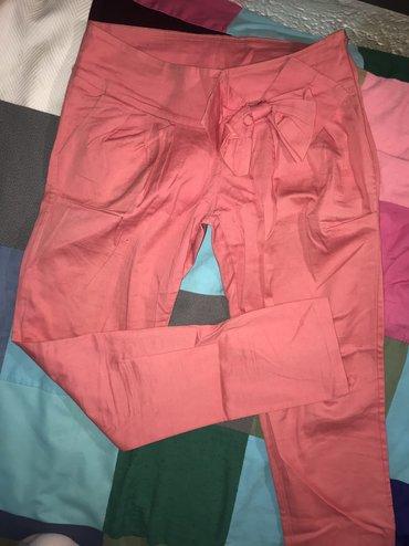 Ženska odeća | Presevo: Pink pantalone