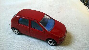 Avtomobil modelləri | Srbija: Majorette Fiat Seicento oko 1:43 (8 cm.) ocuvan