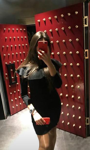 Платье --Продаю платье , черного цвета спешите купить в Бишкек
