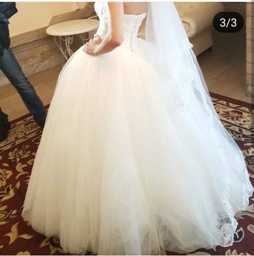 Свадебные платья и аксессуары - Кыргызстан: Свадебное платье продаю