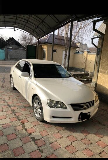 Toyota Mark X 2.5 л. 2005 | 197000 км