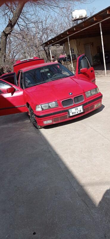 BMW 3 series 1.8 л. 1991 | 290000 км