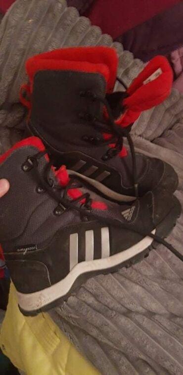 Dečije Cipele i Čizme - Plandište: Adidas top cizme,nepromocive br 32,uni boje moze za oba pola