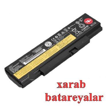 batareyalar - Azərbaycan: İşləməyən noutbuk batareyalarıSayı çoxdur içindəki batareyalar lazım
