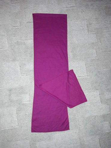 украшение шарфик в Кыргызстан: Легкий шарфик, цвет фуксии, длина 1.5 м, ширина 23 см. привезен из
