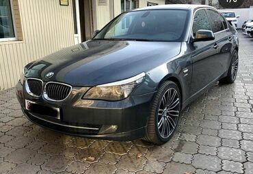 bmw 3 j serii в Кыргызстан: BMW 5 series 3 л. 2009