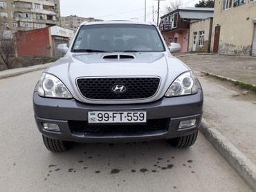 Hyundai - Azərbaycan: Hyundai Terracan 2.9 l. 2005 | 315000 km