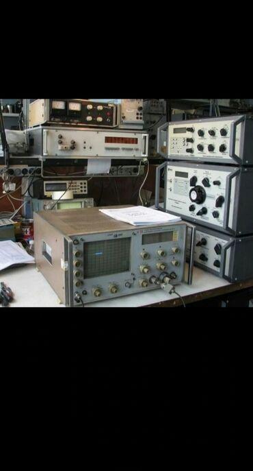 Электроника - Кант: Куплю советские измерительные приборы рабочие и нерабочие. ДОРОГО !!