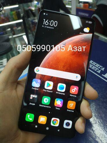 Мобильные телефоны и аксессуары - Кыргызстан: Б/у Xiaomi Xiaomi Mi 9T 64 ГБ Черный