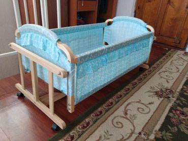 Продаю детский кровать качеля для 0-2 года в Бишкек