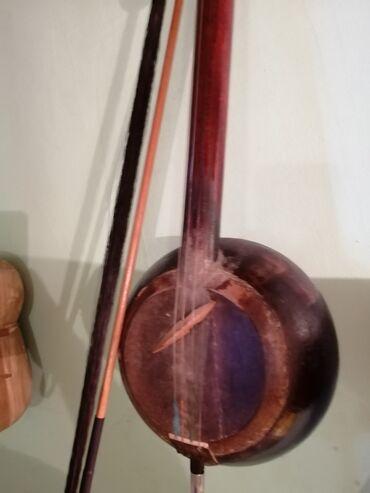 Скрипки - Азербайджан: Teze Kamanca