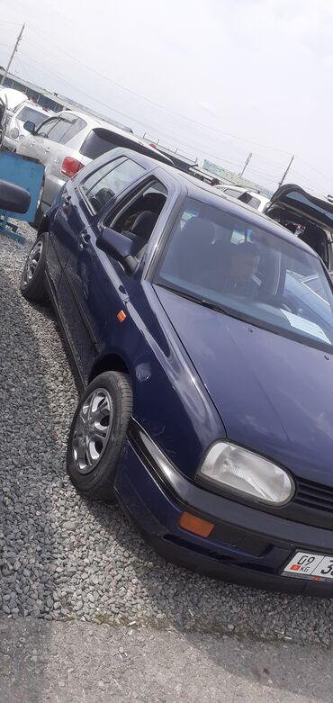 Автомобили - Чолпон-Ата: Volkswagen Golf 1993