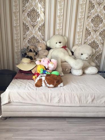 Кровать с матрацом, покрывалом и в Бишкек