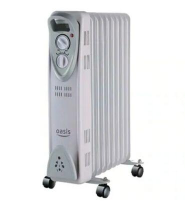 Масляный радиатор Oasis BB-20TДоставка бесплатноГарантия 6