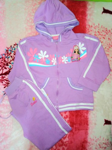 Barbie trenera Vel. 5