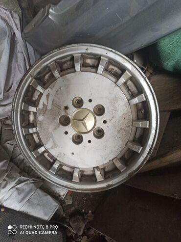диски мерседес r15 в Кыргызстан: Продаются R15 диски на мерс 190,124 в отличном состоянии