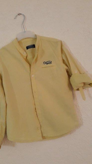 Dečiji Topići I Majice | Loznica: Prelepa košulja za dečake. 500 din. Ko uzme više stvari, ima popust