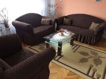 Trosed dvosed - Srbija: Prekrivači za trosed dvosed i fotelju