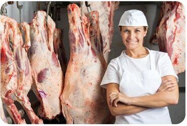 В цех по обработке мясной продукции и субпродуктов требуется